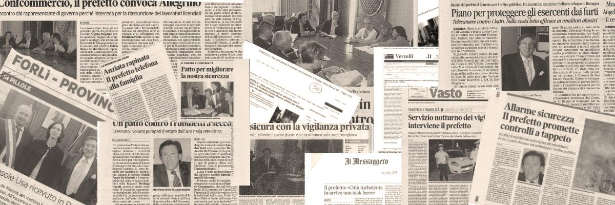 Fulvio Rocco de Marinis - prefetto