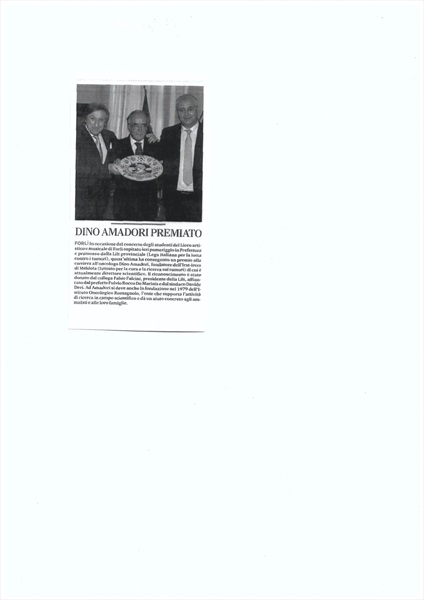 Corriere Romagna - Forli' 4 aprile 2017