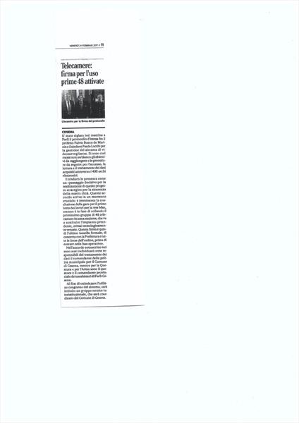 Corriere di Romagna - venerdi' 24 febbraio 2017