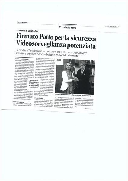 Corriere Romagna 11 maggio 2018
