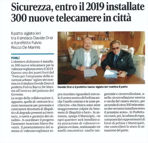 Corriere Romagna 8 giugno 2018