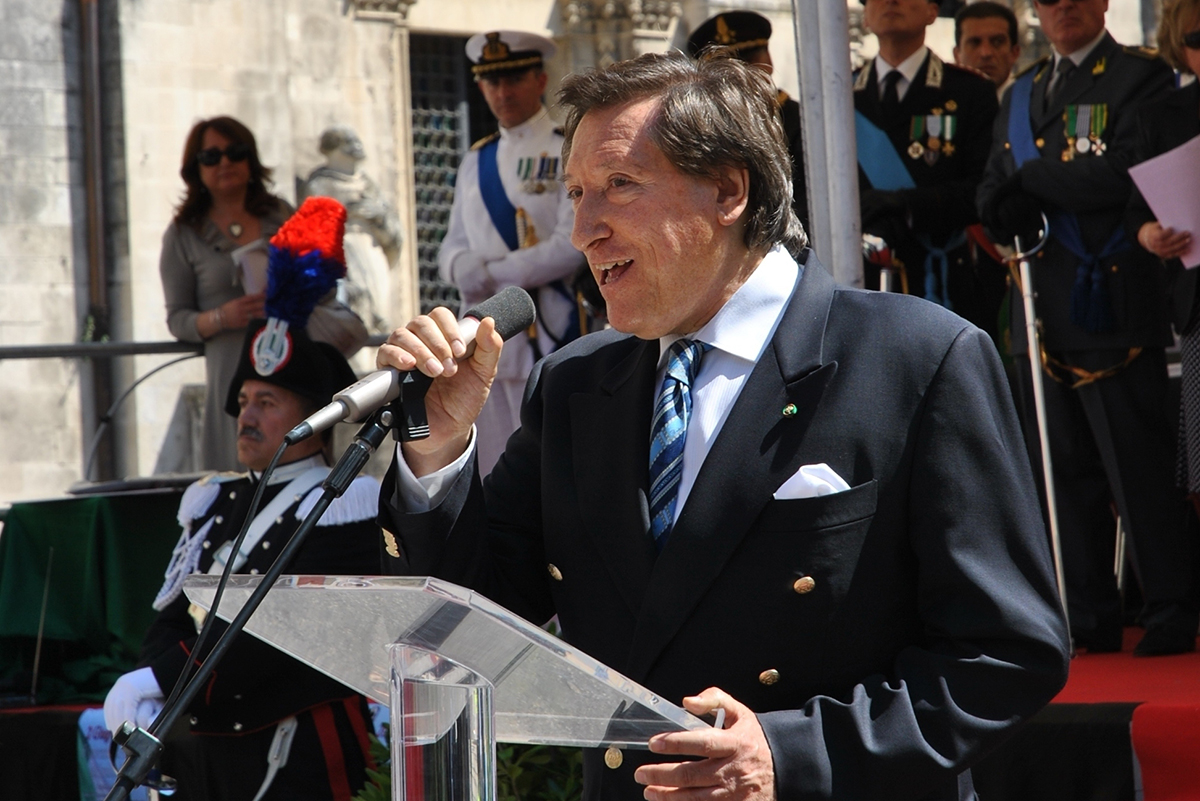 Fulvio Rocco de Marinis - Prefetto di Forlì-Cesena